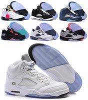 Wholesale Retro V Basketball Shoes Sneakers Retros Men Women Authentic Sports Homme Zapatos Real Replicas Cheap Sale