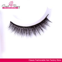 Wholesale Greatremy New product pair mink eyelashes D natural looking charming mink eyelash extensions