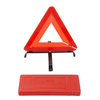 Wholesale Road Safety Foldable Safety Triangle Emergency Reflective Warning Triangles