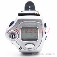 Wholesale 2pcs Pair Wrist Watch Freetalker RD Walkie Talkie Ham Radio Interphone Way Radio With VOX Operation