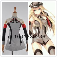 Wholesale Kantai Collection Bismarck Cosplay Costume