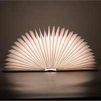 art models book - Lumio Book Lamp folding Book light led light portable lights glowing creative modelling books