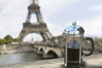 Wholesale SterlingPro French Coffee Press Cup Mug liter oz Chrome DHL Free
