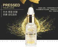 Wholesale 24k Gold Hyaluronic gold cream whitening anti spot skin care moisturizing essence ml Remove Acne Anti redness