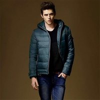Wholesale Fall Hombre Invierno Impermeable Parkas Men s Outdoor Wind Waterproof Down mon jacket Camperas Pluma Triple Warm Mountaineering