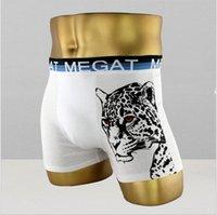 Wholesale 5pcs Fashion Sexy Men Boxers Shorts Famous Pants Brand Mens Underwear Men s Boxers Sexy Underpants Men Panties Trunks For Men