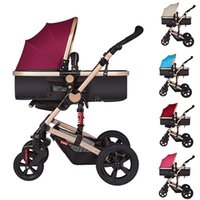 baby carriage covers - Baby Stroller Waterproof Rain Cover Windshield Multifunctional Infant Pram Folding Newborn Carriage Pushchair JN0087