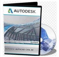 autocad systems - AutoCAD Civil D bit English permanent use