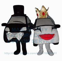 anime wedding dress - wedding car mascot costume piece factory new custom cartoon married cars theme anime cosply costumes carnival fancy dress