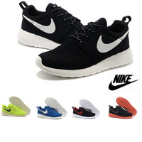 fabric mesh - 2016 Nike roshe run Running Shoes Trainers Original womens mens Cheap Best Tennis Jogging Shoes nike shoes sneakers roshes run