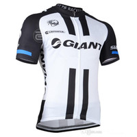 Wholesale New Team Cycling Jerseys Sets Giant Ropa Ciclismo Quick Dry Summer Short Sleeves Cycling Suit Bicycle Racing Clothing Padded Pants