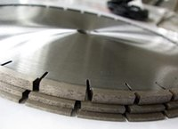 asphalt blades - Concrete and asphalt diamond blade for joint widening and looping at low noise level and long life