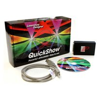 Wholesale Powerful Easy to Use QuickShow Software LaserShow Designer Control System Software For Pro Stunning Laser Show Projector pre programes