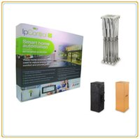 backwall display - Pop up Stand Tradeshow Display Stand ft Straight Pop Up Backwall