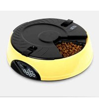 Wholesale Pet Dog Cat Automatic Dispenser Food Dish Bowl Feeder Meal Pet Feeder ml per Meal ml at Total