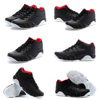 basketball court chicago - With shoes Box airs Retro IX LOW Sports BRED CHICAGO BLACK GYM RED WHITE Men Shoes Kids shoes