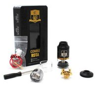 baby combo - Authentic iJoy COMBO RDTA Vaporizer ml Can Be Assembled Into COMBO RDA Tank With a RDA base Diameter Atomizer VS Smok tfv8 Baby