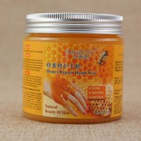 Wholesale Honey repair hand wax for fade out fine lines g