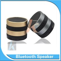 Wholesale Mini speaker Super Bass Lens Speaker support micro TF Card Support Phone iphone For Computer Card Music Player with Retail Package DHL