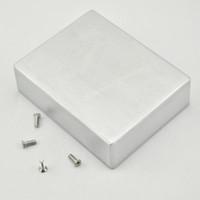 aluminium dies - 1590BB Enclosure Guitar pedal stompbox Aluminium Hammond Die Cast metal enclosure guitar case