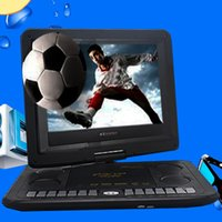 analog dvd player - DVD VCD Players Inch Portable DVD Player HD TV With Analog USB Card Reader Radio Games Swivel High Definition Screen