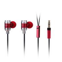 best hybrid irons - Best Headphones Eachine E80 In Ear Earbuds Earphone Hybrid Iron Bass Stereo Headphone Earphone Headset Red