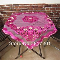 beaded table cloth - colorful beaded tabel cloth table cover for home decoration cutout table runnerdecoration cover towel multicolor