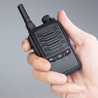 Wholesale Super Mini Walky Talkie Ham Radios Utility Model Handheld Two Way Radios RB MHz ICOM HYT YAESU KENWOOD Quality Transceiver