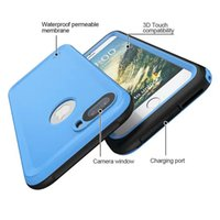 Wholesale For iphone plus waterproof case good quality diving phone case Water Resistant