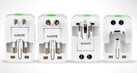 american convert - All in one American Standard Conversion Plug austriluan Standard US EU AU UK european Power Plug Adaptor Convert Power Adapter