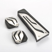 Wholesale Stainless steel Car Gas Brake Pedal For BMW Series F20 F30 F31 F32 F33 F34 F36