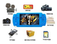 Wholesale Gaming Accessories Handheld Game Players Coolboy X6 intelligence console handheld game consoles and built in games