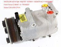 Wholesale VS16 car a c compressor fit Ford Focus II C MAX Transit Volvo C30 V50 C70 II