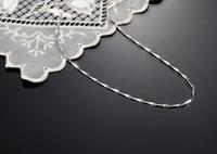 Poli italien argent rhodié blanc Collier Claw chaîne BONE chaussures en forme de lingot d'or accessoire 450mm