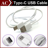 Wholesale 1M FT Type C Charging Cable Micro USB Type C Male Data Sync Charger Line White For Samsung LG G5 Nokia N1 Apple New MacBook inch