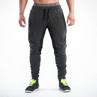 Wholesale Muscle Brothers Mens Sport Pants Fitness Running Training Fashion Brand Pants Men Gym Clothing Gym Pants
