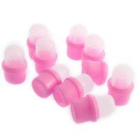 Wholesale Hot Selling set Polish Remover Wearable Nail Soak Soaker DIY Acrylic UV Gel Cap Tip Set
