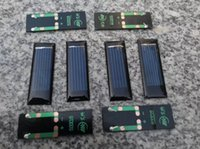 mini solar panel - 20pcs New Mini V mA solar panel solar cells solar accessories For Science and Technology DIY mm