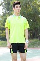 Wholesale SNG Badminton shirt Table Tennis tshirt Male Female badminton Tshirt badminton uniforms Tennis shirt shirt