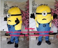 Wholesale Despicable Me Minions Mascot Costume Minion Despicable Me Character No