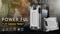 armor models - new model protection cases for galaxy Note7 with armor shockproof fall protection function