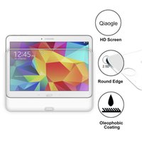Wholesale Qiaogle Anti explosion Tempered Glass Screen Protector Ultra Hard For Samsung Galaxy Tab inch T530 T531 Premium Screen Protector