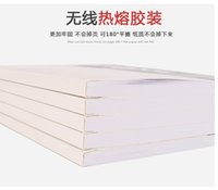 Wholesale 10 the soft copy A5 notebook Stationery Book soft copies K Notepad diary office supplies