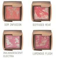 Wholesale HOURGLASS Makeup Face Blush Ambient Lighting Powder Natural Blusher Palette Long lasting Cosmetic Blushes DHL Free OTH177