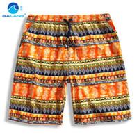 Cheap Wholesale-Men Beach Shorts Brand Quick Dry Swimwear Men Shorts Sport Cargo Plus Size XXXL Mens Shorts Surfing Casual Boardshorts 2016 New
