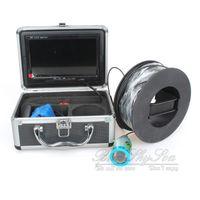 Wholesale Eyoyo m Professional Fish Finder Underwater Fishing Camera quot Monitor TVL HD CAM Infrared LED