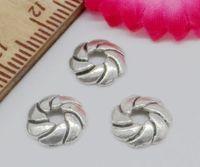 Wholesale 1000Pcs Tibetan Silver Flower Beads Caps Jewellery Craft Findings x2mm