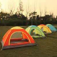 Wholesale 2 Seconds Speed Open Tent Outdoor Tent Full Automatic Tent Family Multiplayer Folding Camping Fishing Tent
