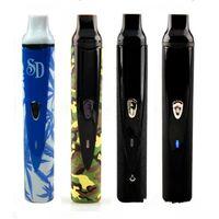 g pen - Snoop Dogg G Pro Black herbal dry herb vaporizer pen starter kit rechargeable gpro coils coil vaporizador Black color gift box