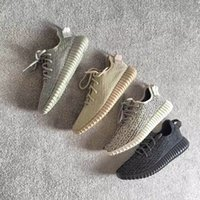 ads children - 1 original Children AD movement low Kanye West Boost turtledove moonrock Pirate Black Men Women sports shoes running shoes